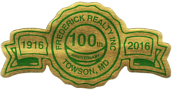 Frederick Realty 100 Years of property management in Baltimore