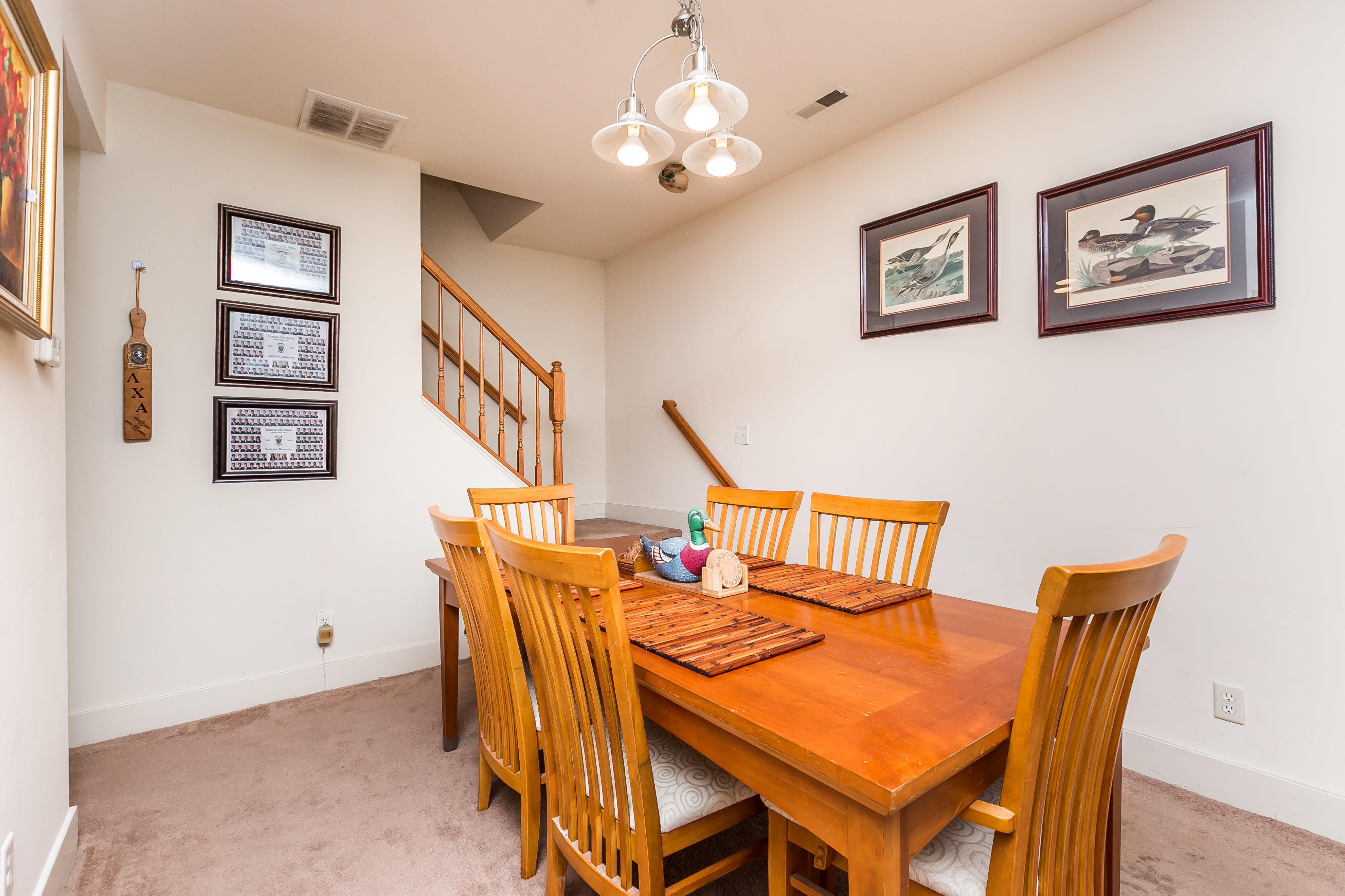 937 South CarolineStreet Dining Room